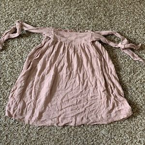 American Eagle Off the Shoulder Shirt XS